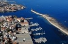 Chania Old Town, Aerial view